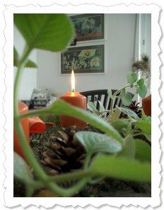 Viele herzliche Grüsse der Verbundenheit am ersten Advent 2010