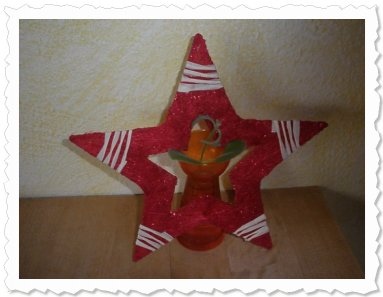 "Vada-Angelina mit großem ""Star"""